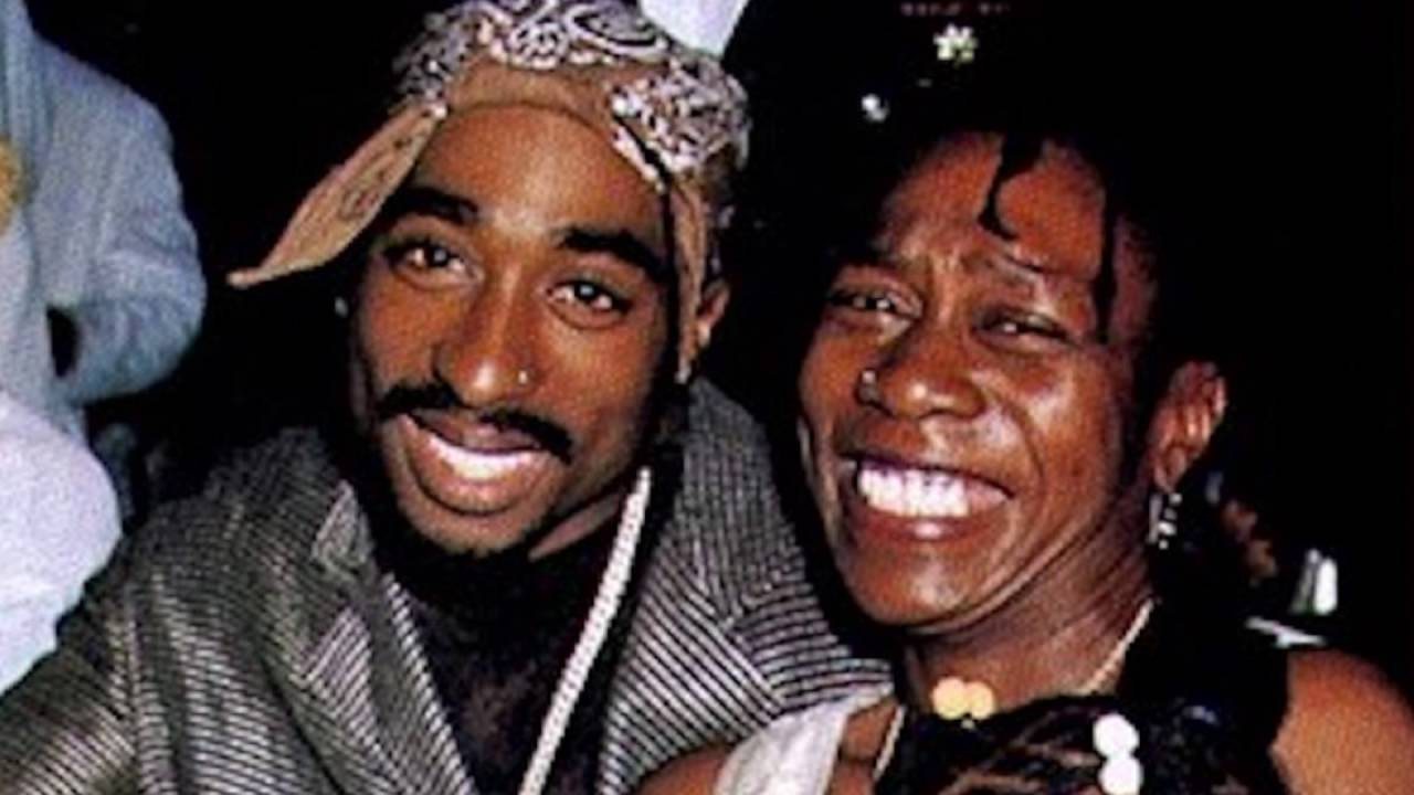 Pictures Of Tupac Shakur Kids