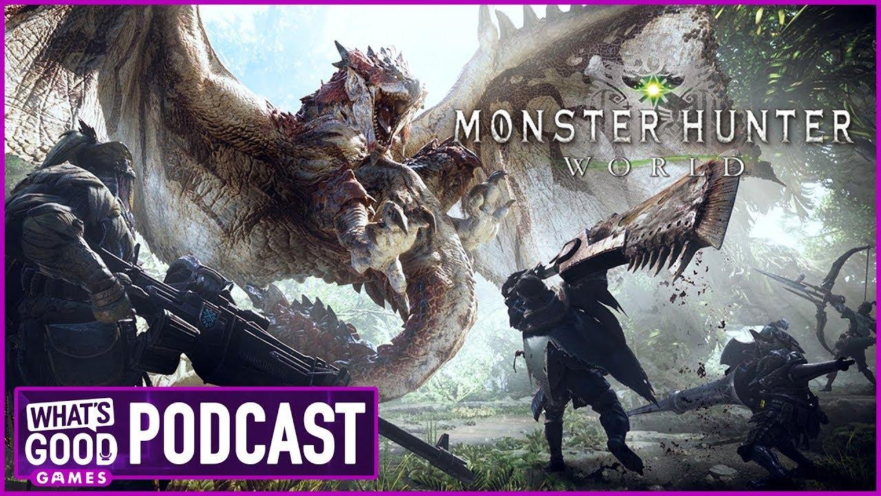 Monster Hunter World Impressions, Nintendo News & MORE