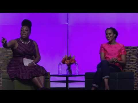 BlogHer '14 Kerry Washington Keynote Interview