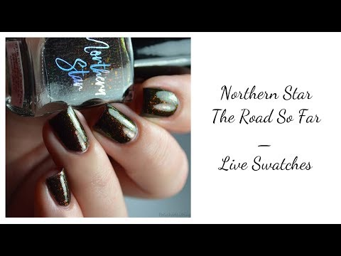 Northern Star The Road So Far Live Swatches