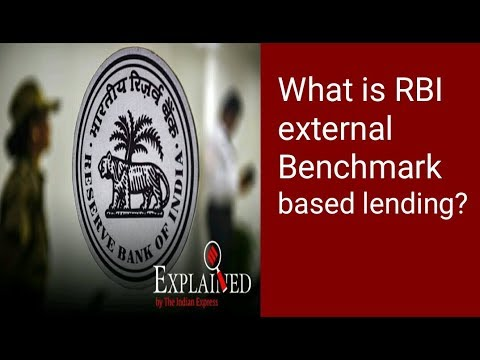 External Benchmark Based Lending Of RBI Or Floating Rate Loan In Hindi For UPSC IAS Exam