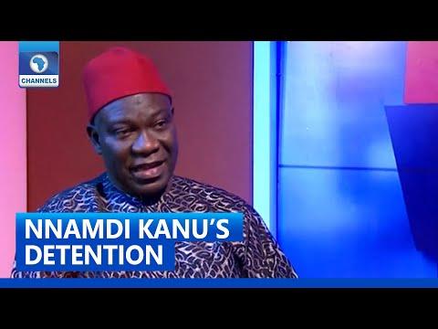 We'll Find A Political Solution To Nnamdi Kanu's Issue, Says Ekweremadu | Hard Copy