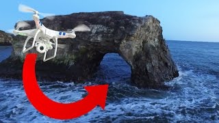 Arriesgando el DRONE Challenge (BayBaeBoy Vlogs)(Arriesgando el drone dirigiendolo por lugares que no se deben de entrar. Pero si te atreves lo tienes que hacer con mucho cuidado. MAS DE BAYBAEBOY: ..., 2017-03-08T00:30:00.000Z)