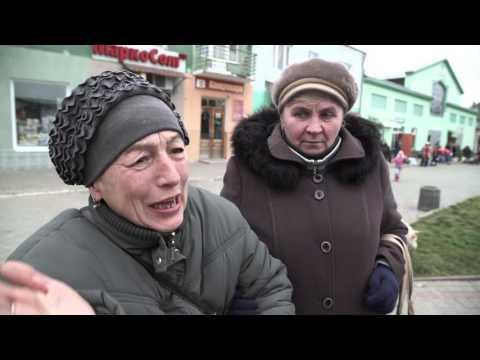'Парасюк – наркоман и гомик'. Мнение жителей города Яворов