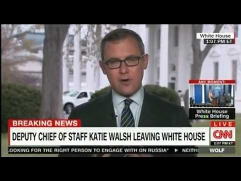 Deputy chief of Staff Katie Walsh leaving the WH in an effort to Reboot and get back on track