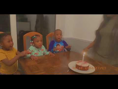 Happy Birthday To Mummy Kimberley