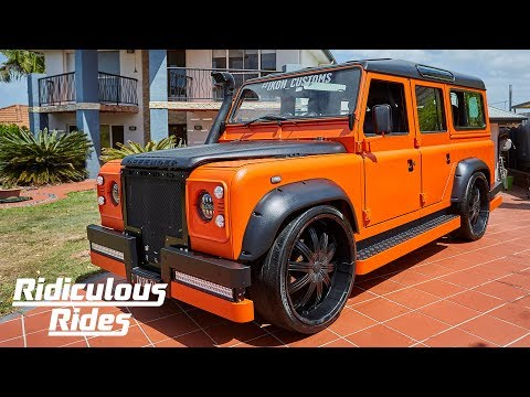 Land Rover Defender By Hot Wheels Fan Is Not For Everyone