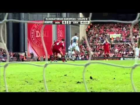 Denmark 0:4 Armenia (ESPN full highlights)