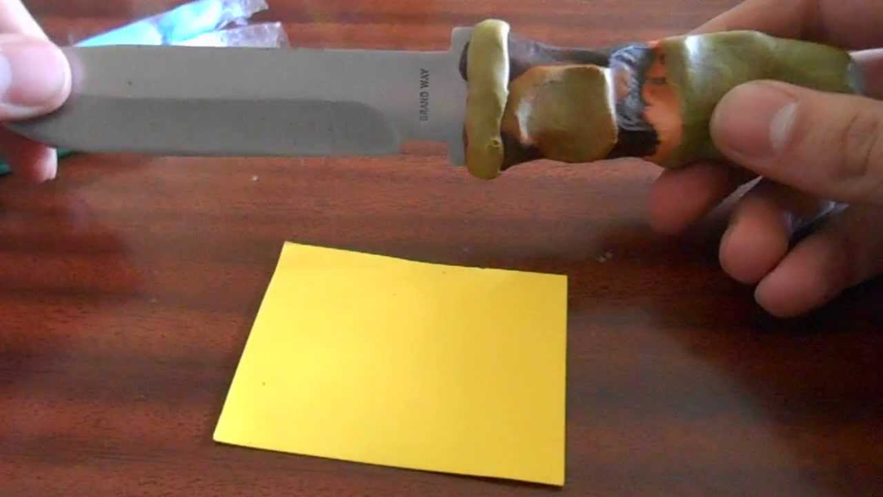 рукоять ножа фото