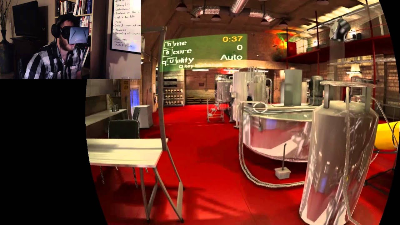 Breaking Bad Meth Lab - on the Oculus RIFT - YouTube