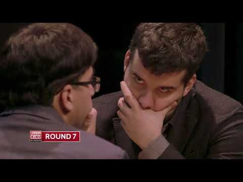 2017 London Chess Classic: Round 7 Recap