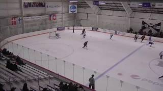 RIT Men's Hockey Highlights at Niagara, 1-5-2018