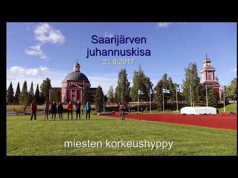 Miesten Korkeushyppy