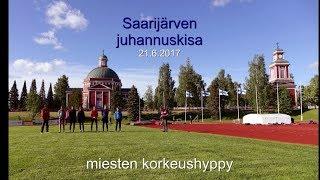 Saarijärven 81. juhannuskisat 21.06.2017 | miesten korkeushyppy