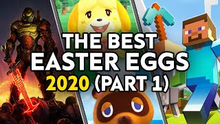 The Best Video Game Easter Eggs of 2020 (Part 1)