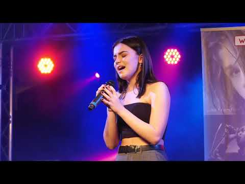 CREEP – RADIOHEAD performed by MYA BOYD at the Southampton Area Final of Open Mic UK
