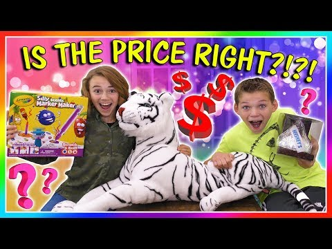 IS THE PRICE RIGHT? | We Are The Davises