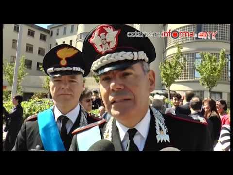 Festa della Repubblica: celebrazioni di Catanzaro