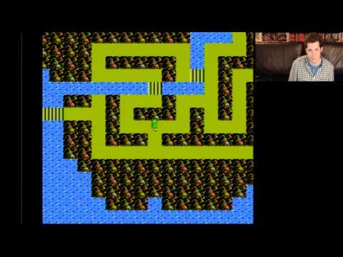 Zelda II: The Adventure of Link (NES) Live Stream Part 2 with Mike