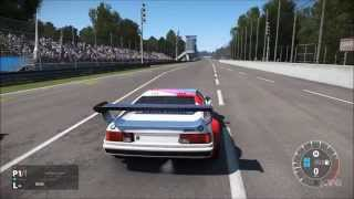 BMW M1 Procar - Project CARS - Test Drive Gameplay (PC HD) [1080p]