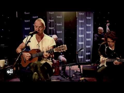 OFF SESSION - Sting « August Winds »