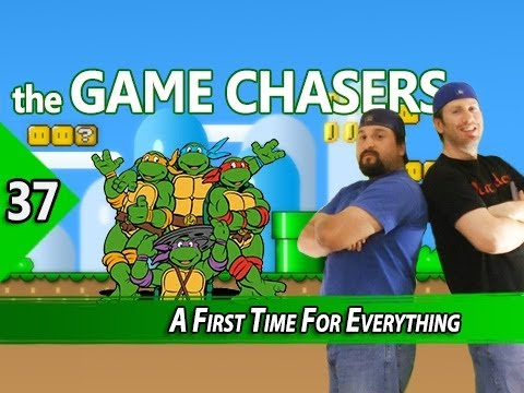 The Game Chasers Ep 37 - A First Time For Everything