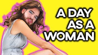 If A Man Lived Like A Woman For A Day