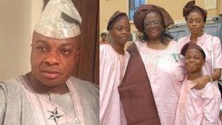 WATCH Yoruba Actor Ebun Oloyede AKA Olaiya Igwe His Wife Children And 10 Things You Never Knew