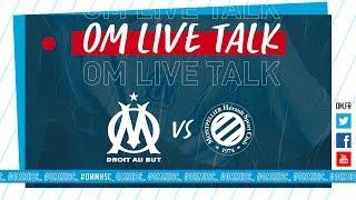 Suivez la rencontre OM - Montpellier à partir de 17H00
