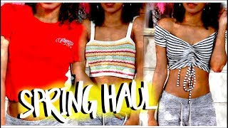 Spring 2018 Try On Haul | Forever 21, Fashion Nova & Pretty Little Things