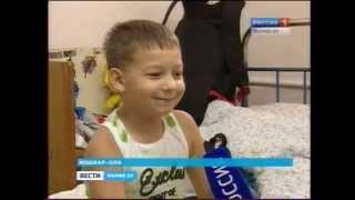 Вести Марий Эл - Четвертая группа переселенцев с Украины прибыла в Марий Эл