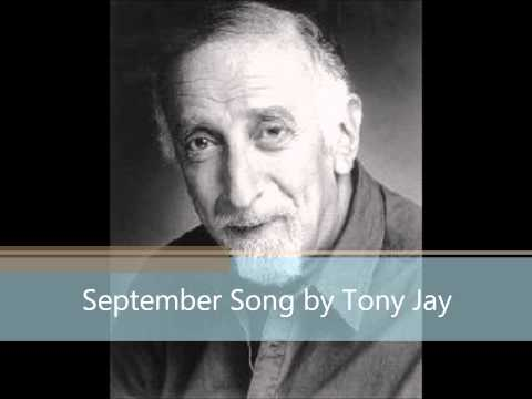 September Song by Tony Jay