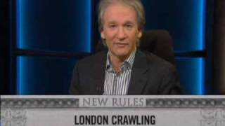Real Time with Bill Maher: New Rules Clock Blocker (HBO)