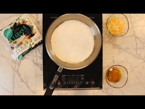 crêpe-sucrée-salée-à-la-farine-de-manioc-:-cheddar-et-pommes-(ubaya-foods)