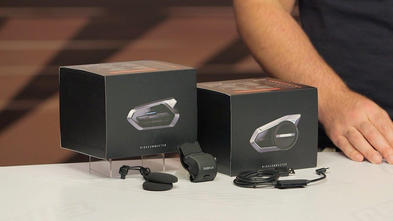 Download Sena 50S & 50R Headset Review