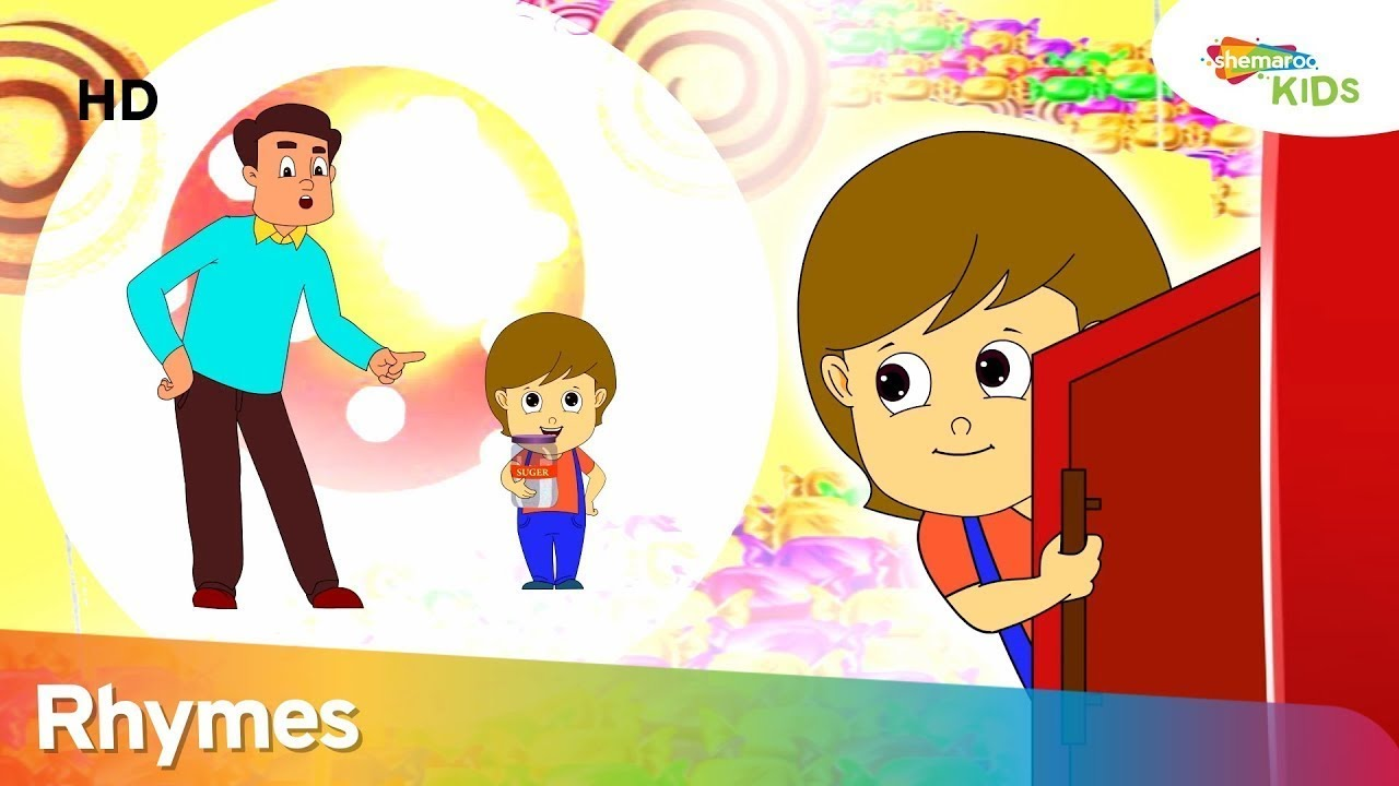 Johny Johny Yes Papa Plus Much More  Nursery Rhymes for kids | Shemaroo Kids