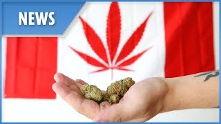 Recreational weed is now legal in Canada