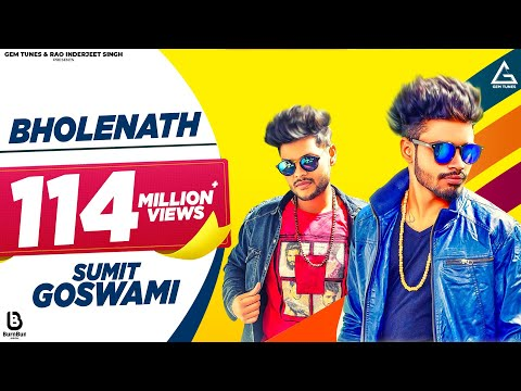 Bholenath - Sumit Goswami | Kaka | Shanky Goswami