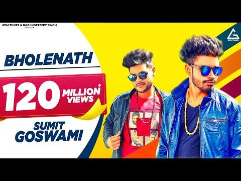 Bholenath - Sumit Goswami | Kaka | Shanky Goswami | Deepesh Goyal | Latest Haryanvi Song 2019