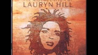 Watch Lauryn Hill Lose Myself video