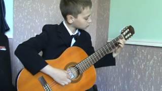 К элизе на гитаре