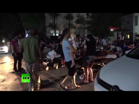 6.7 Mediterranean quake leaves 2 people dead & over 170 injured in Greece and Turkey