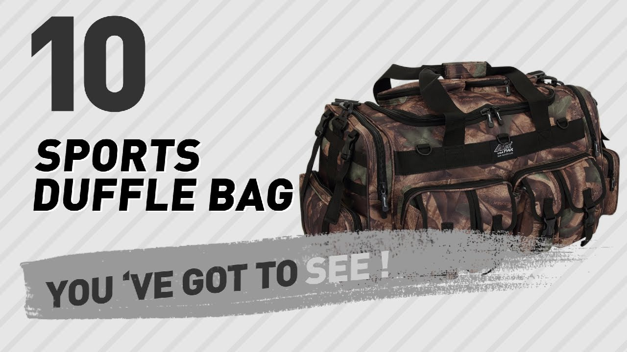 7ce83f4fe7 Military Duffle Bags    New   Popular 2017 - YouTube