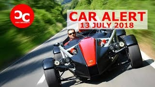 Ariel Atom 4 Roadster Unveiled Packing 320 HP Honda Type R Engine
