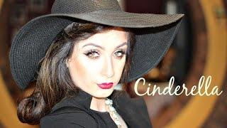 Cinderella's Glam Stepmother Makeup Tutorial !