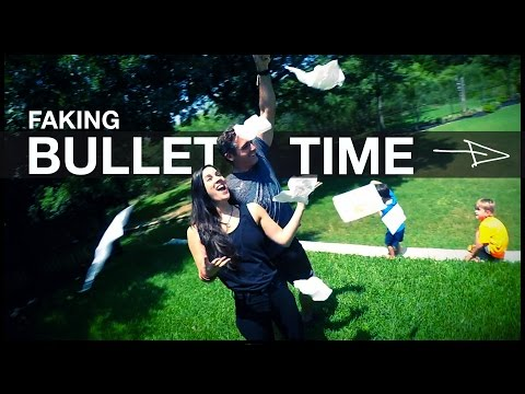 Faking Bullet-Time: The