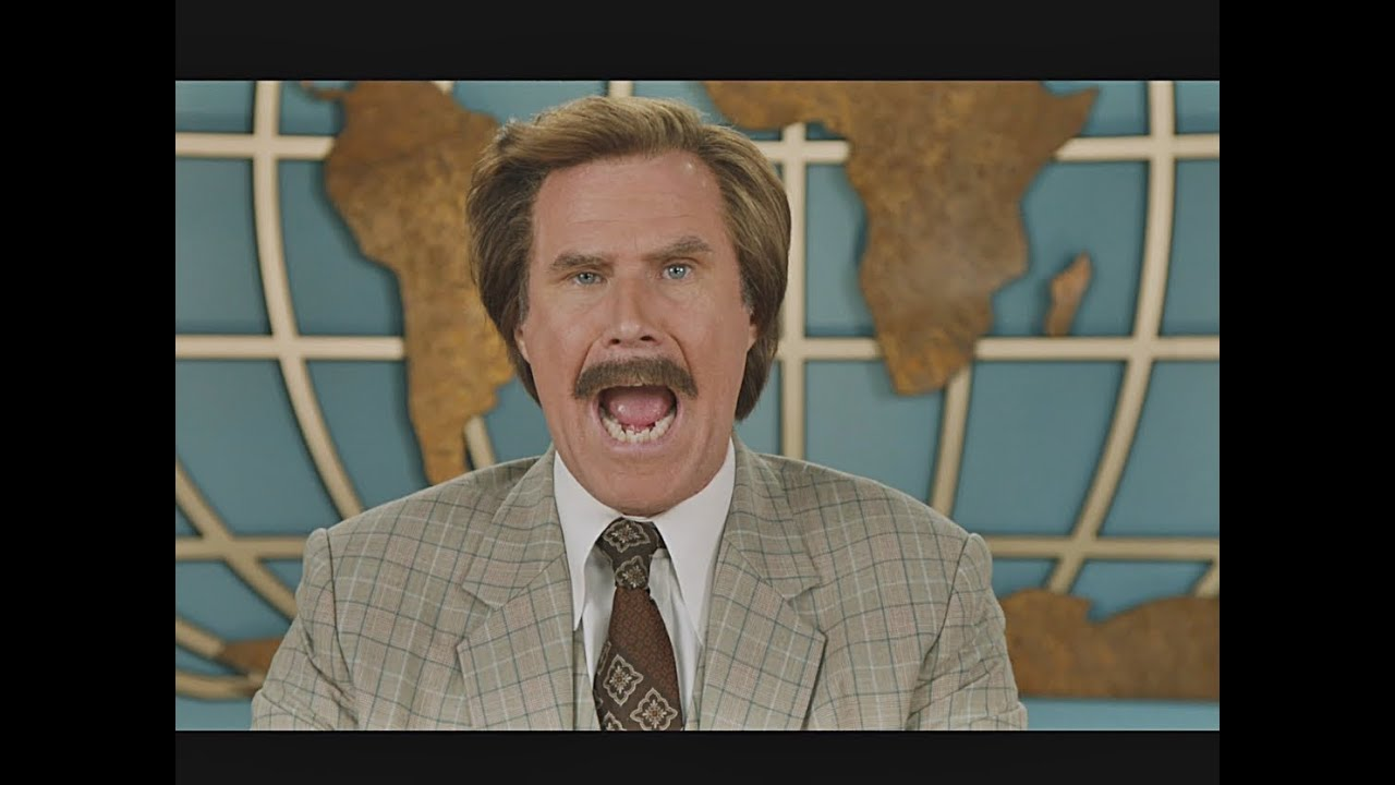 Anchorman Trailer Deutsch