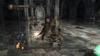Dark Souls 2 SOTFS -Derrotando Sir Alonne