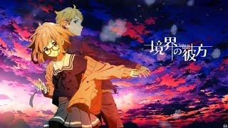 Аниме За гранью/ Kyoukai No Kanata Все серии ( AniDub )