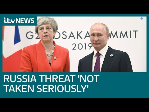 UK intelligence services under fire in Russia report   ITV N